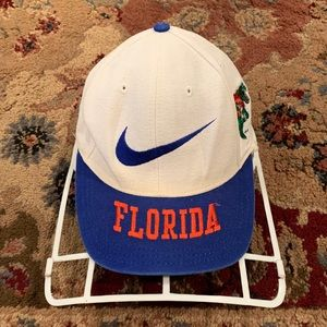 Vintage Nike University of Florida hat